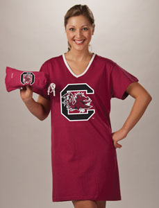 Womens college niteshirts